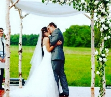 NYC Birch Chuppah For Rent New York And New Jersey