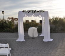 Chuppah Rental New York City- Battery Gardens