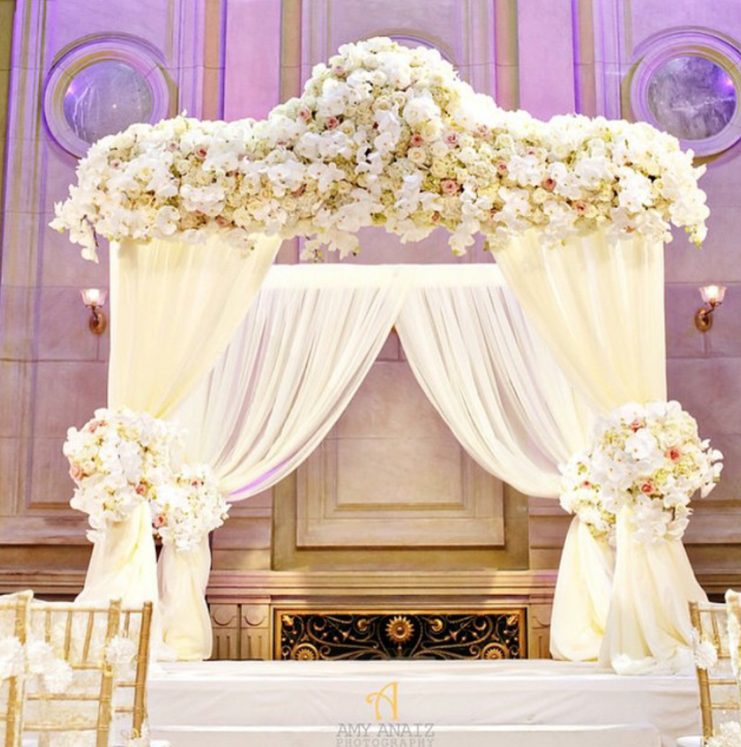 Elegant Chuppah and Canopy for Wedding